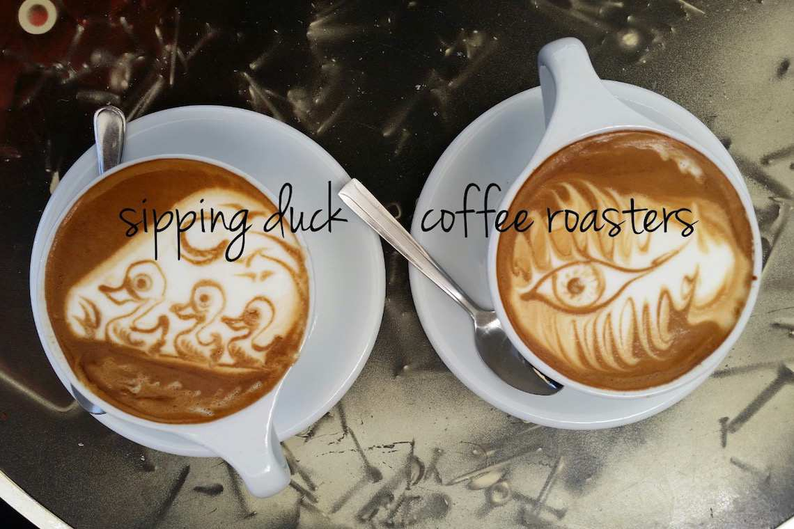 Sipping Duck Coffee Roaster, Cairns