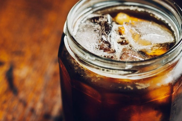 Sparkling Cold Brew Coffee