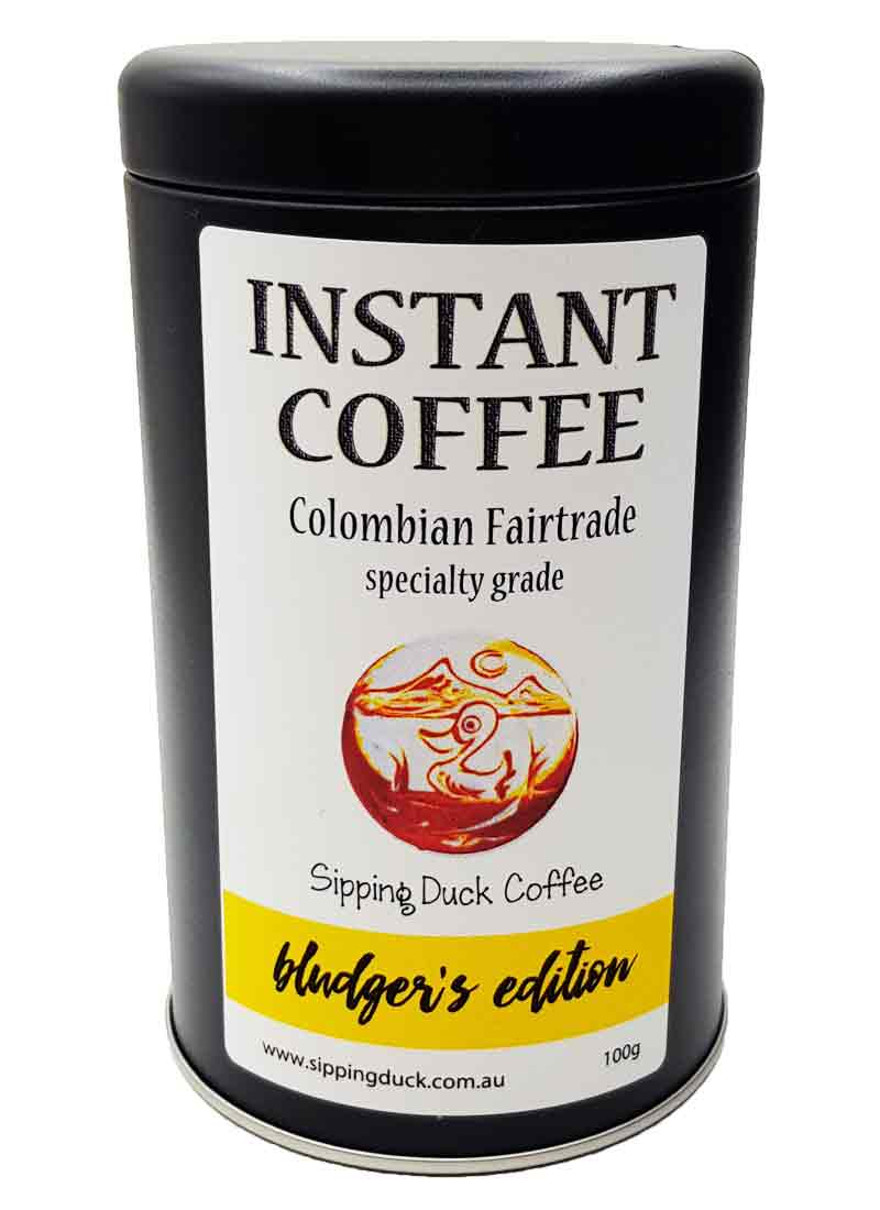 """Instant Coffee """"Bludger's Edition"""""""