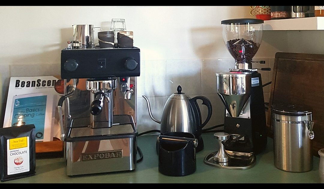 Choosing A Home Espresso Machine